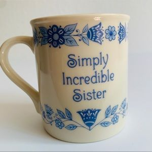 Hallmark Sis Mug